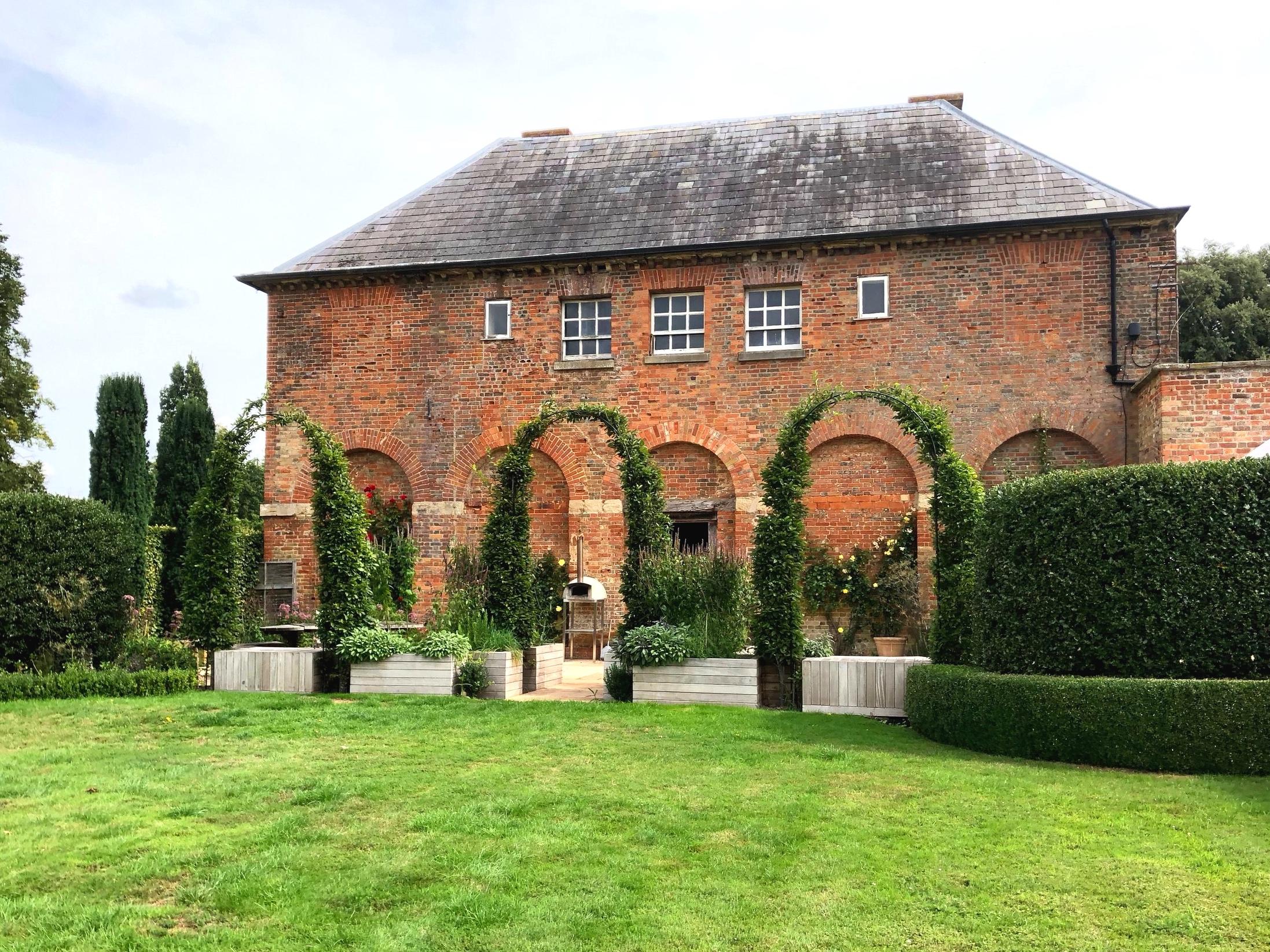 Bob Richmond-Watson Landscape and Garden Designer