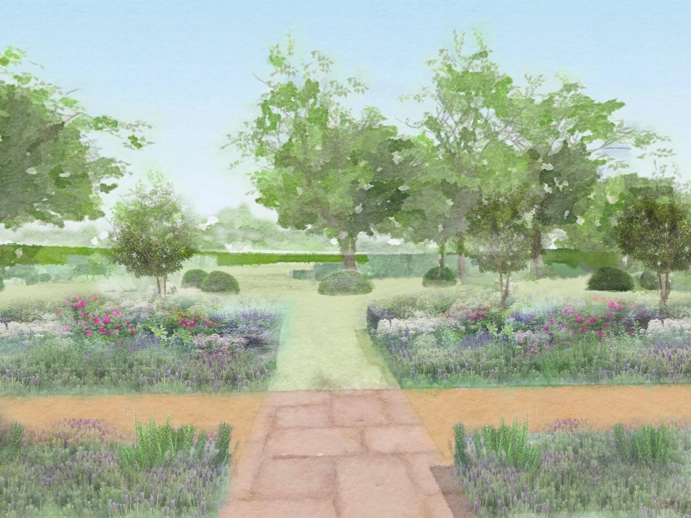 Bob Richmond-Watson Landscape and Garden Design The Manor.jpg