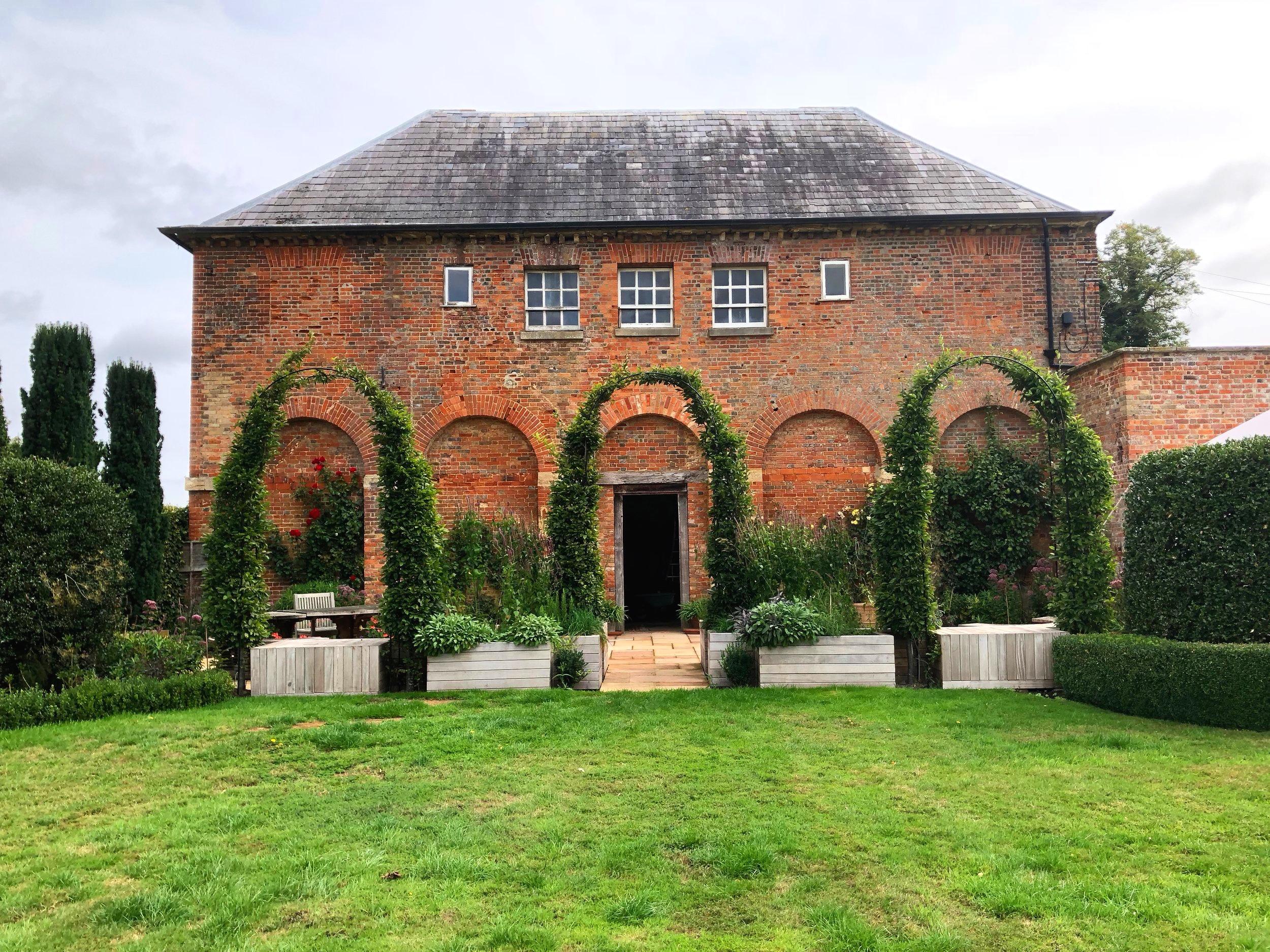 Bob Richmond-Watson Northamptonshire Sun Terrace