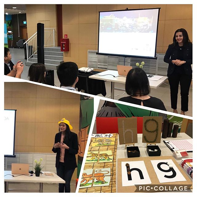 MapleBear Westcoast Corporate Advantage Program. It was a pleasure to share about  our bilingual immersion program and the importance of play with employees of Resorts World Sentosa this week.  Please contact us if you are interested to host an engagement session  at your workplace. Call 94779420 or email Westcoast@Maplebear.sg #parenting #earlychildhoodeducation #childcare