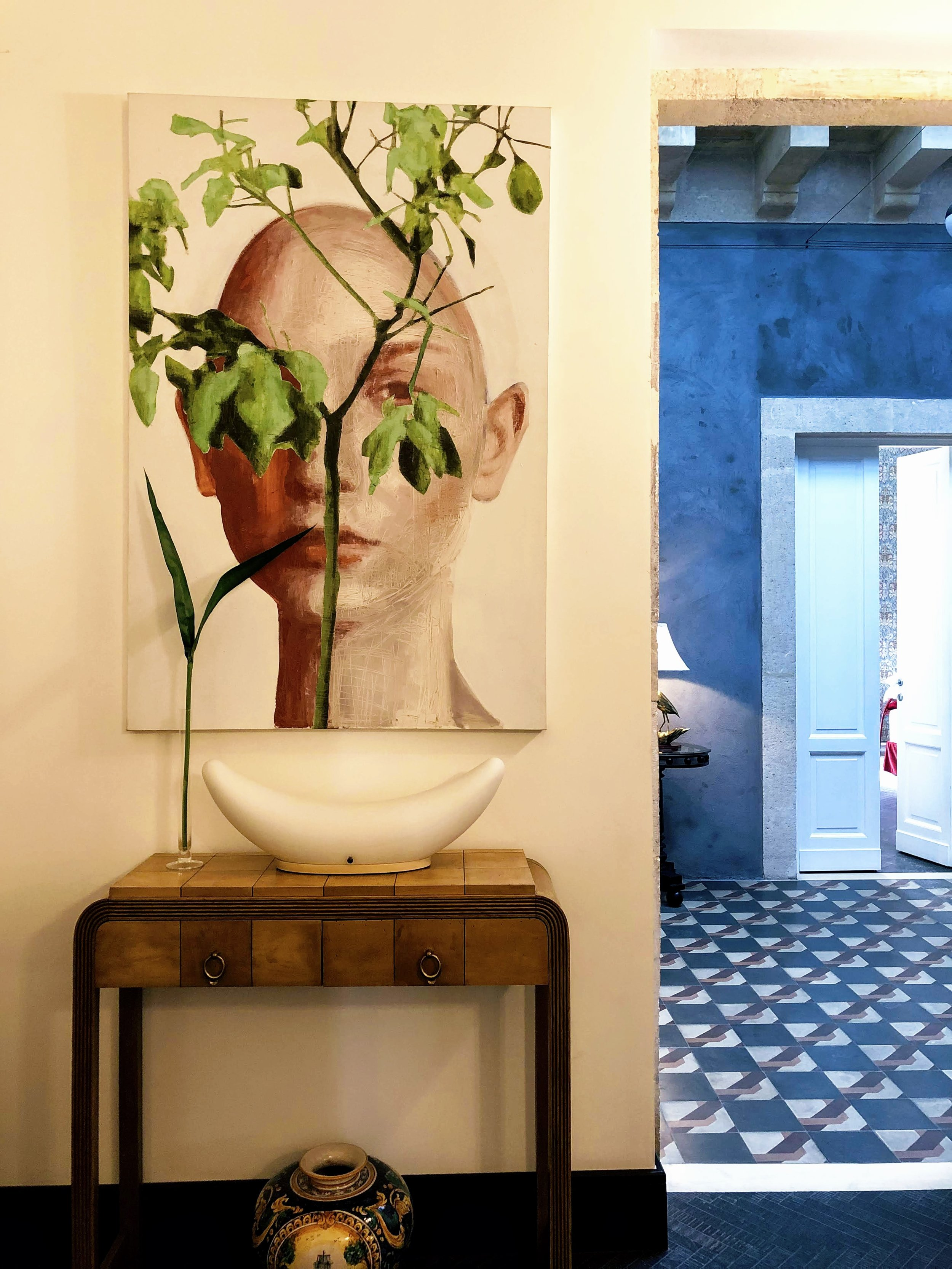 Asmundo di Gisira art hotel in Catania, Sicily
