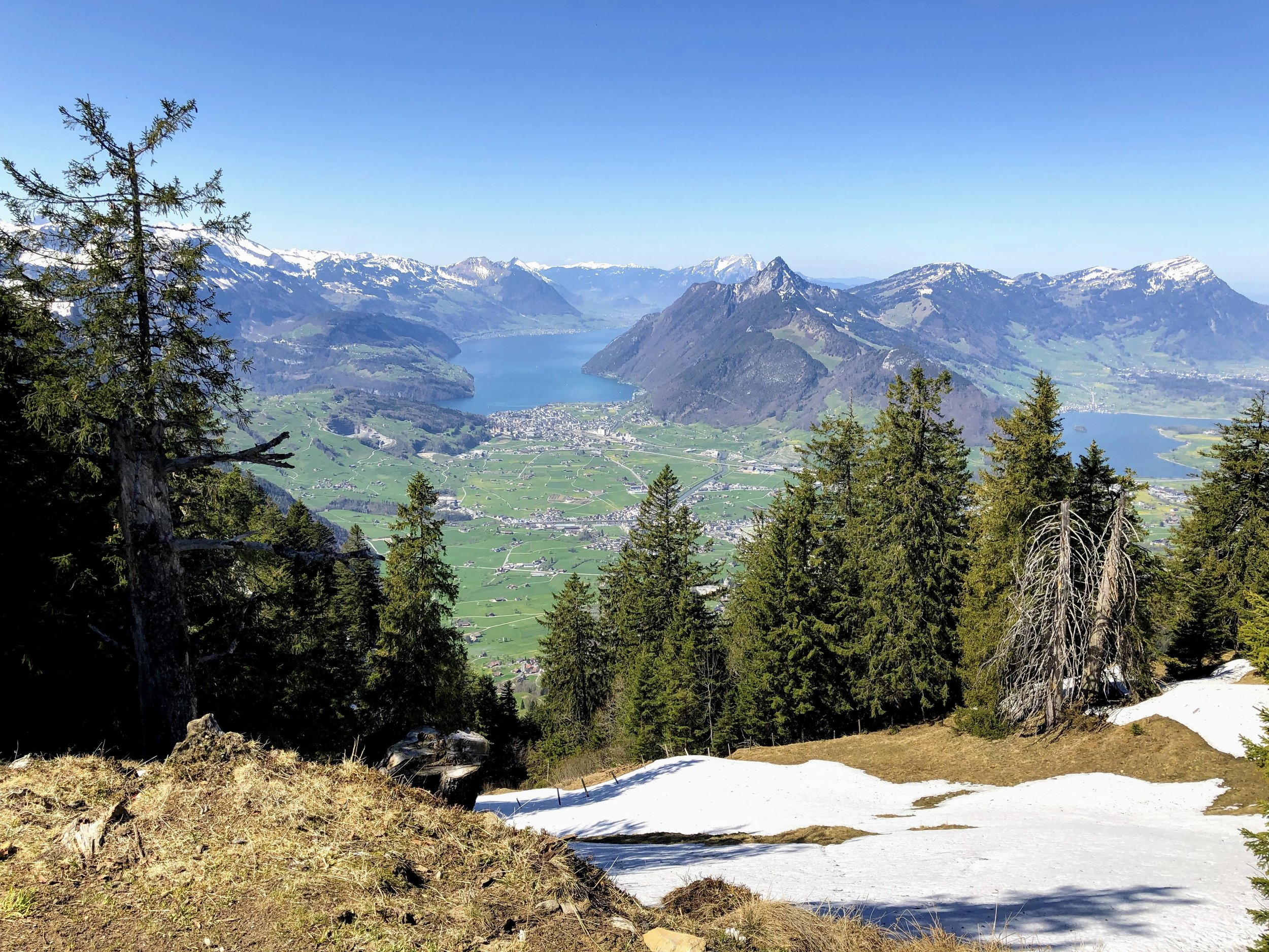 Brunni Alpthal, Canton Schywz