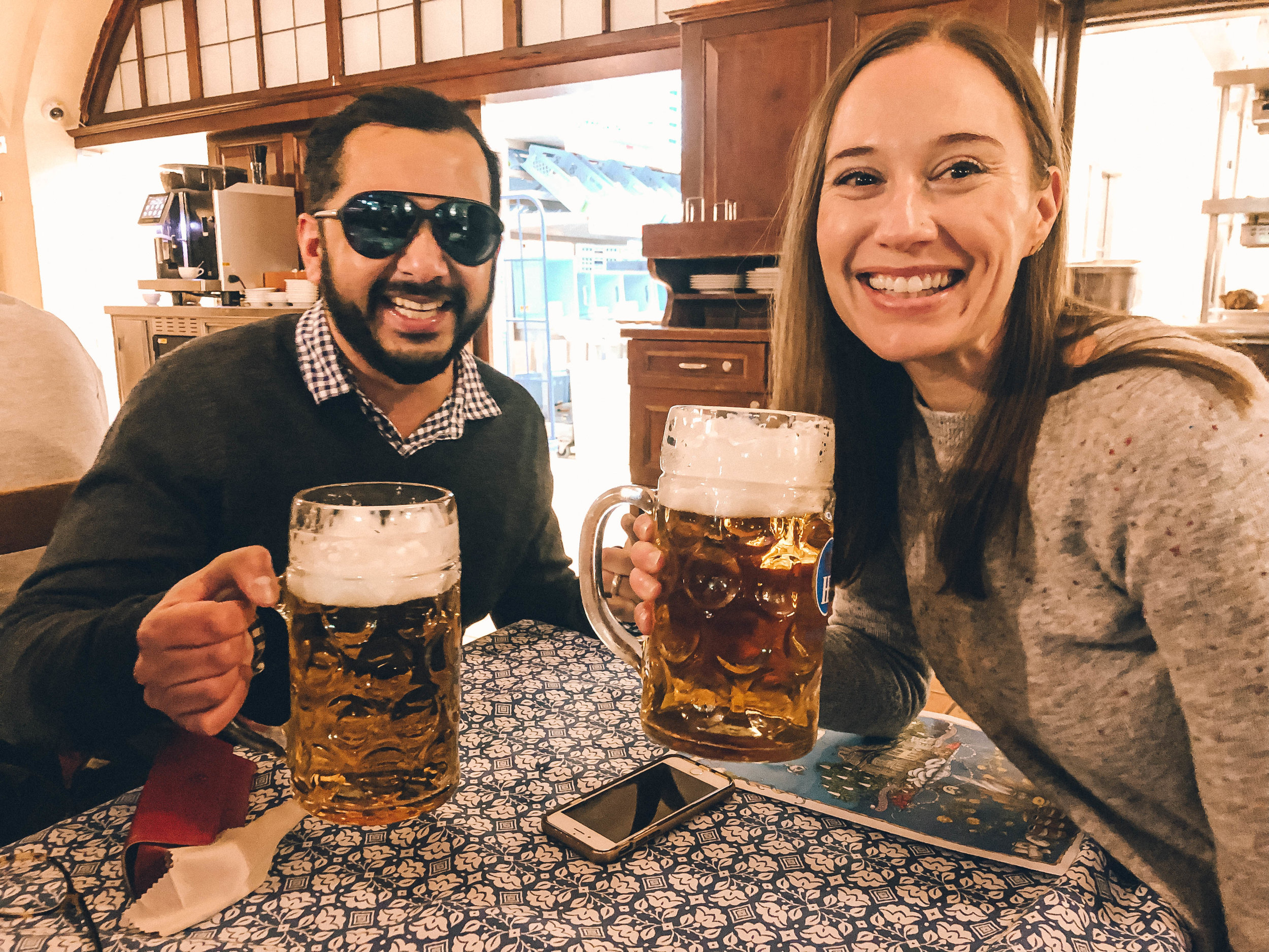Alex and Raunaq beer Munich.jpg