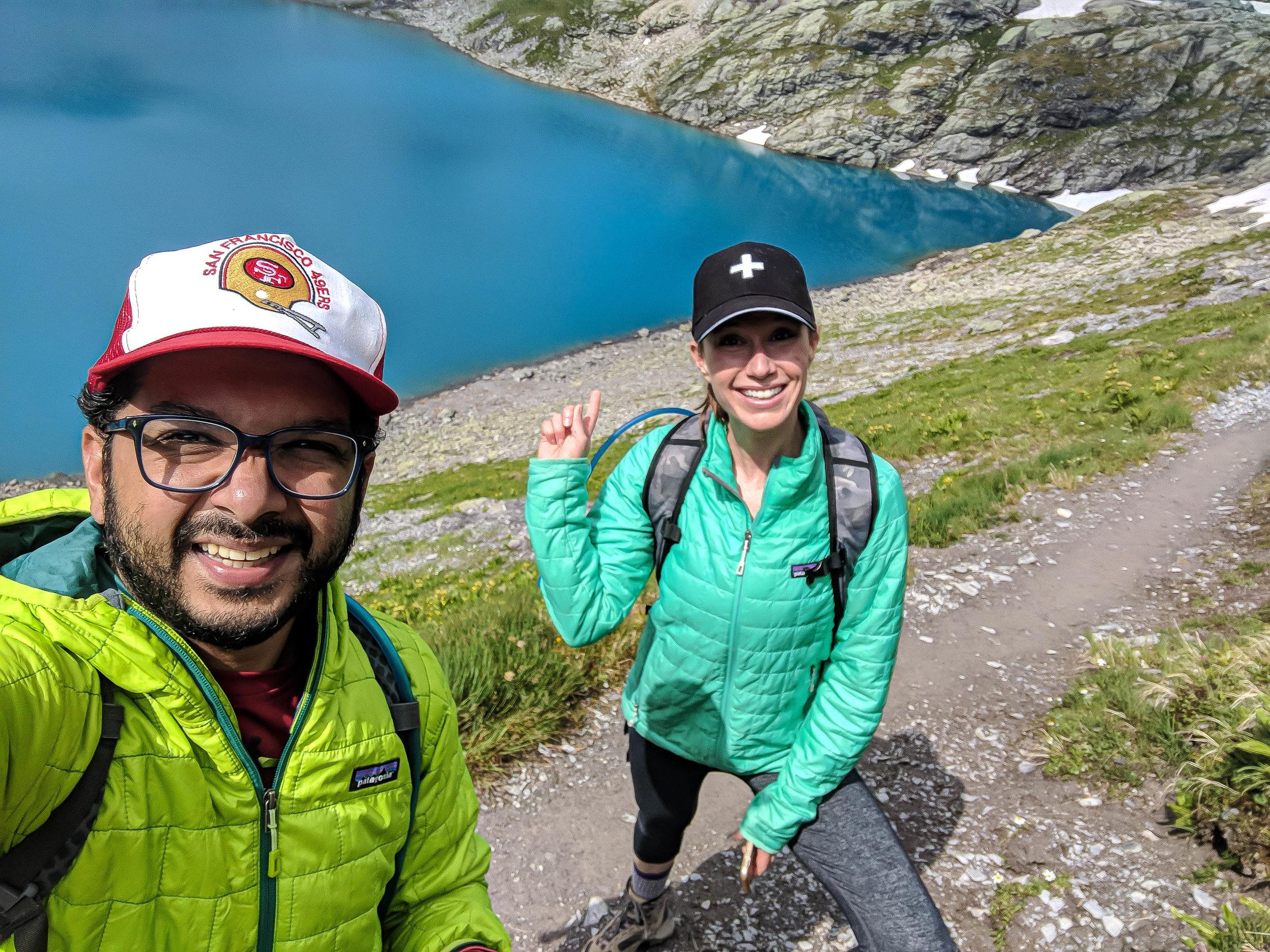 Alex Raunaq hiking on Pizol Five Lakes Trail Switzerland.jpg