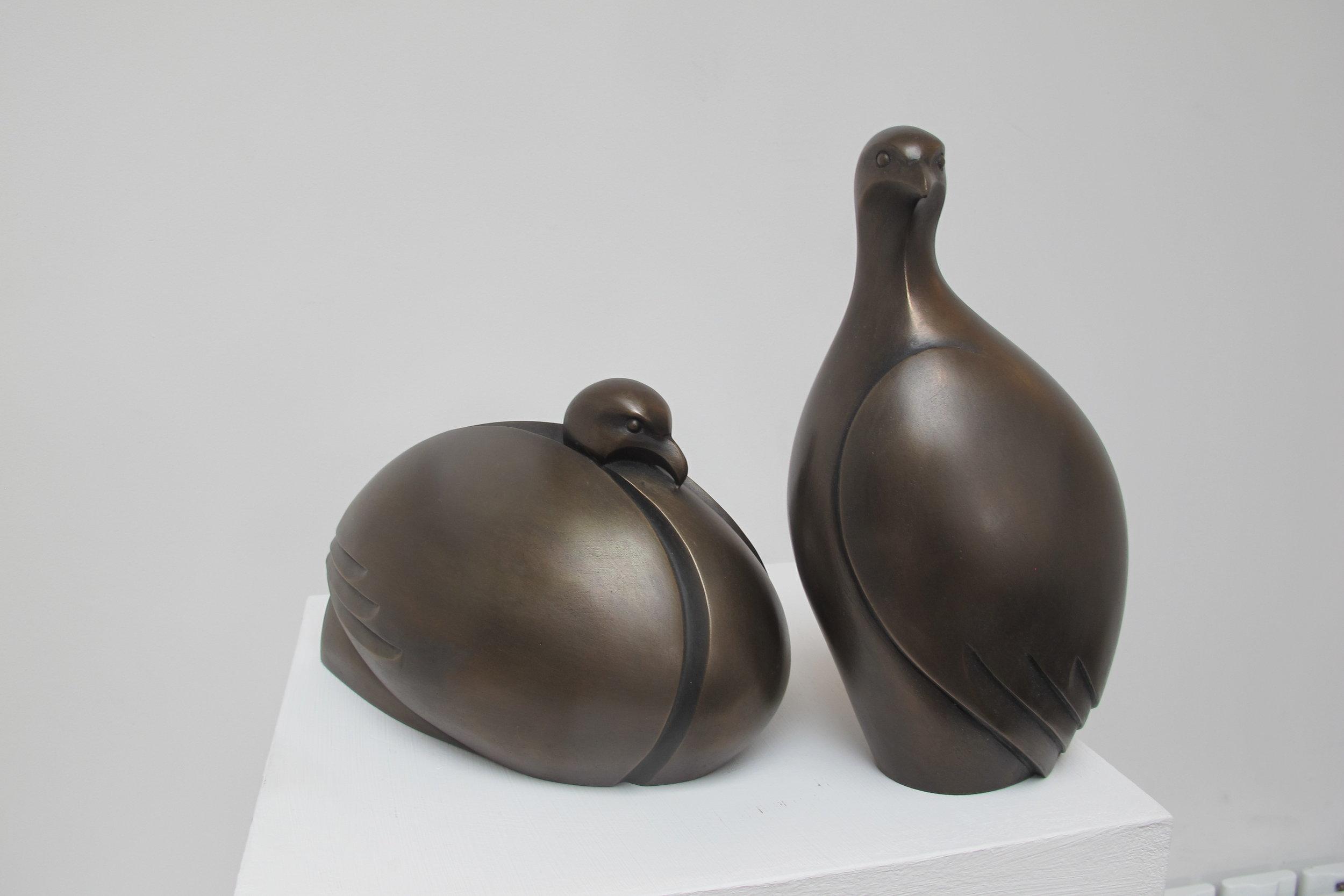 Partridges pair . £325 . H