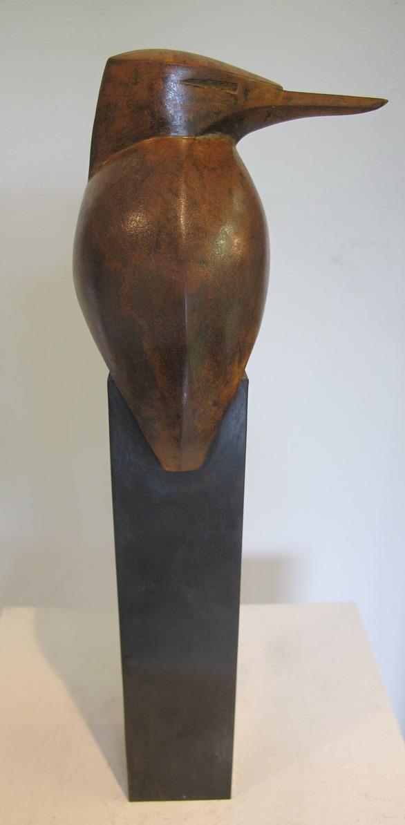Kingfisher . £225 . H 29cm