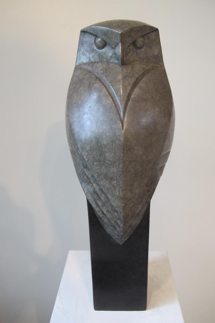 Little Owl . £1750 . H 30cm