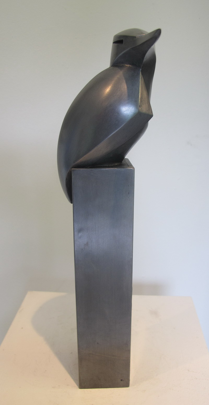 Cold cast pewter