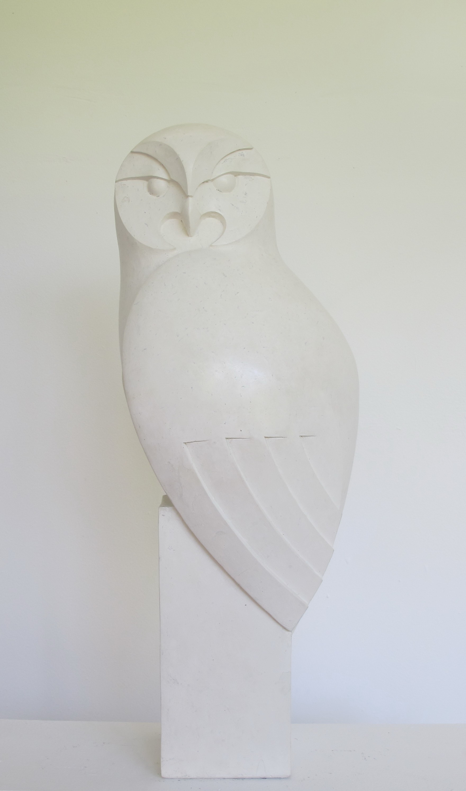 Cast marble