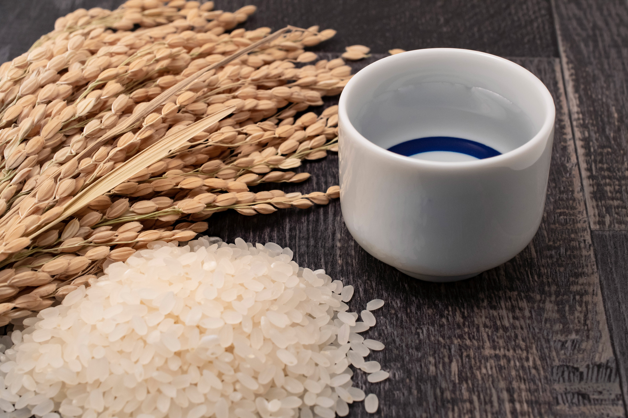 Sake Ingredients -