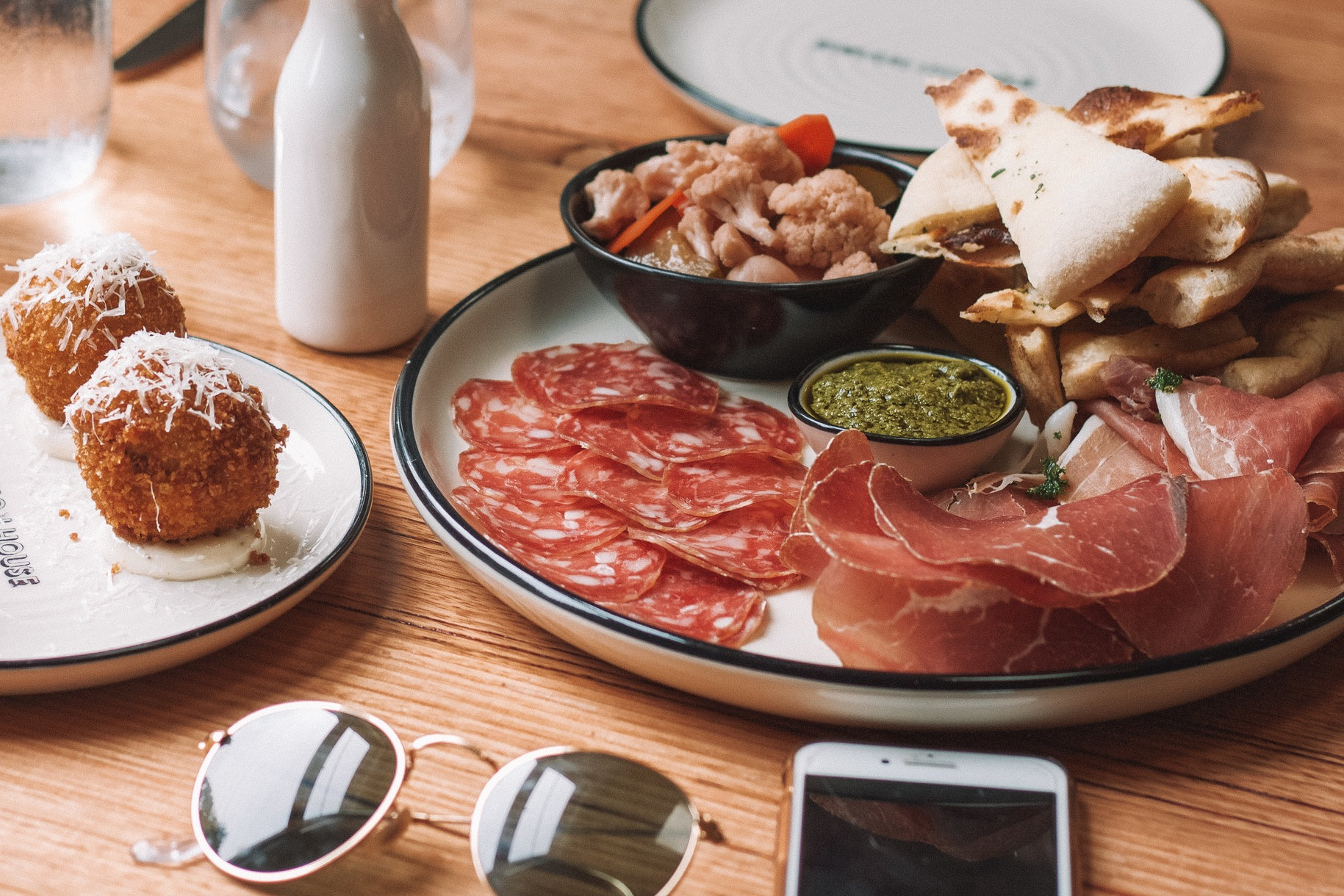Try pairing me with tapas -