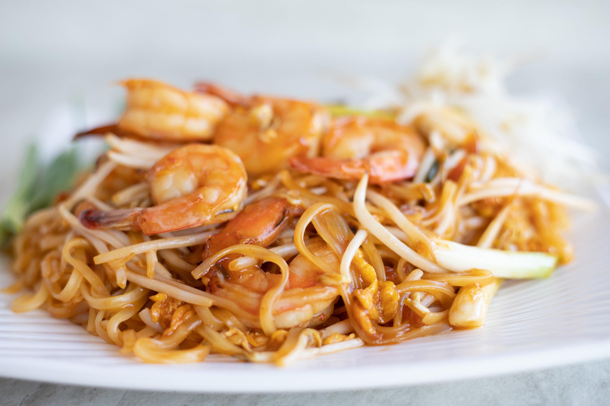 Try pairing me with prawn stir fry -