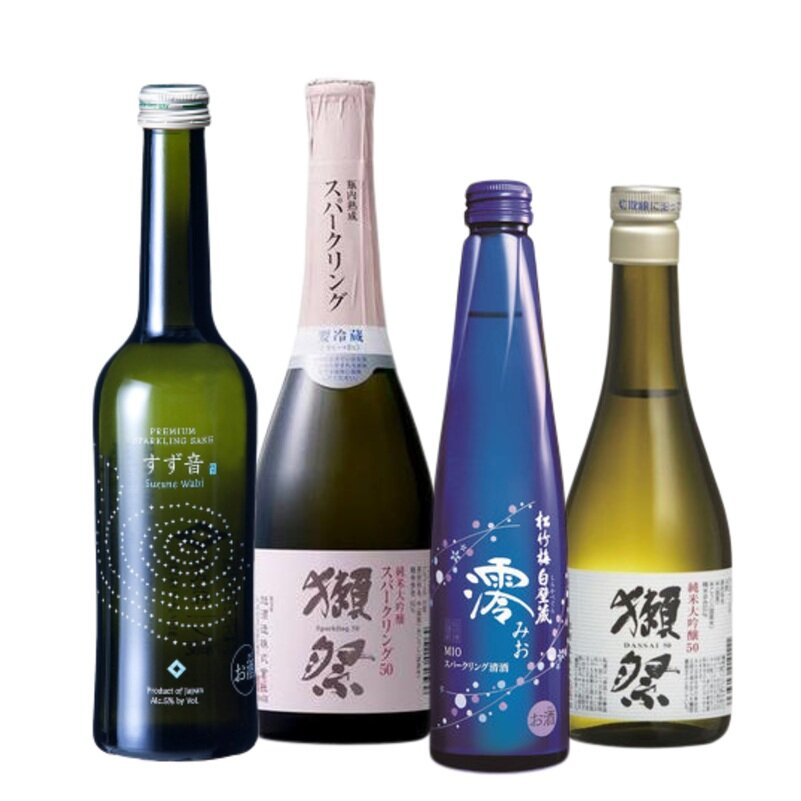London Sake Samurai subscription 300ml