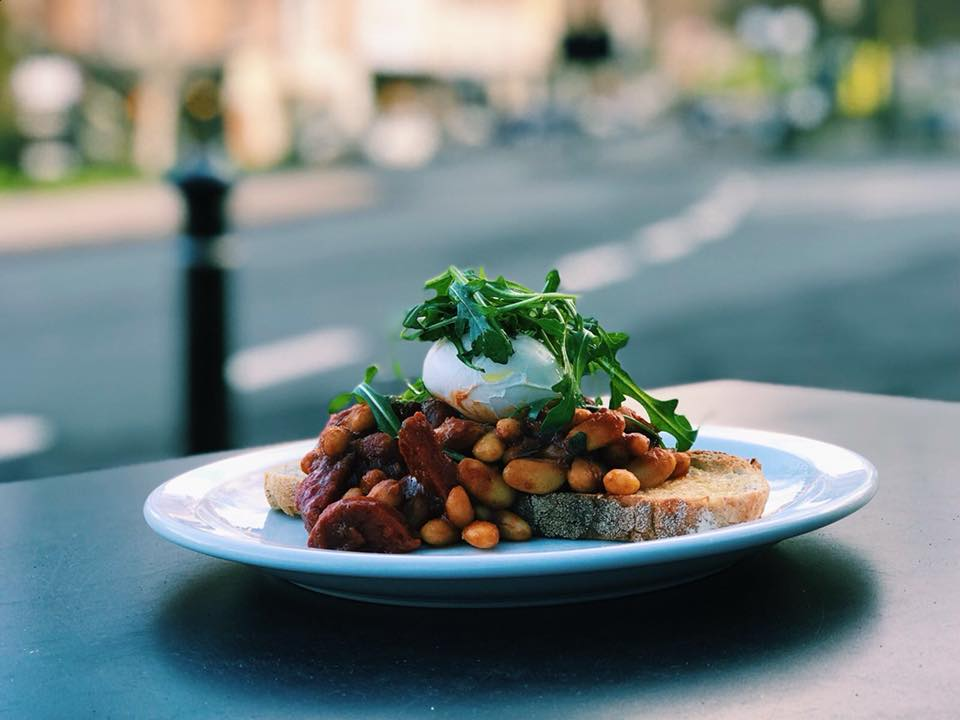Hoxton North - Looking for some fancy af breakfast? Take a stroll down Royal Parade to Hoxton North . With a simple, fresh menu packed with plenty of vegan and vegetarian options, you can't go wrong, 1A Royal Parade, HG1 | @HoxtonNorth