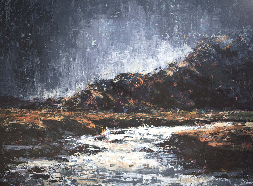 Heather Burton - Mountain Stream