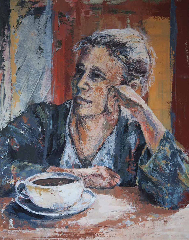 Heather Burton - One More Cup Of Coffee