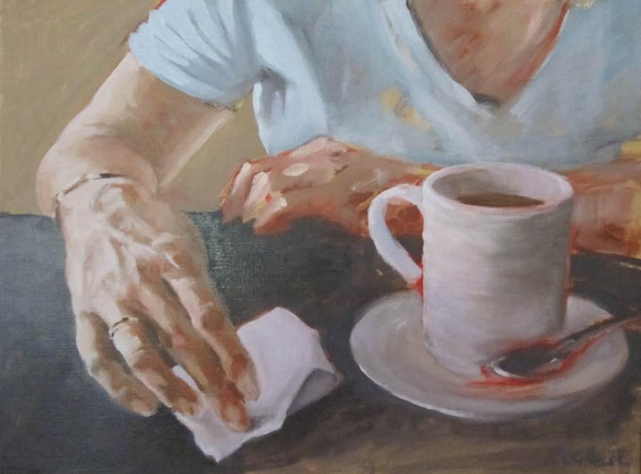 Geoff Hewitt - The Price of Tea