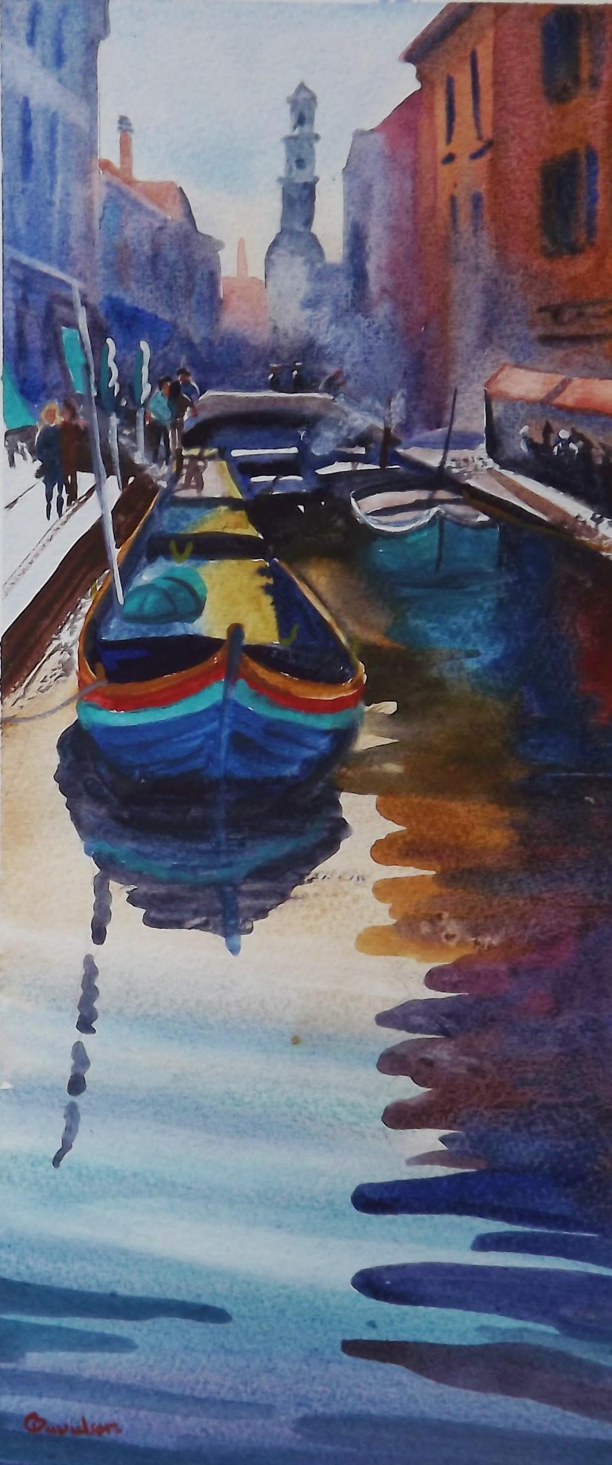 Carol Davidson - A Slice Of Venice
