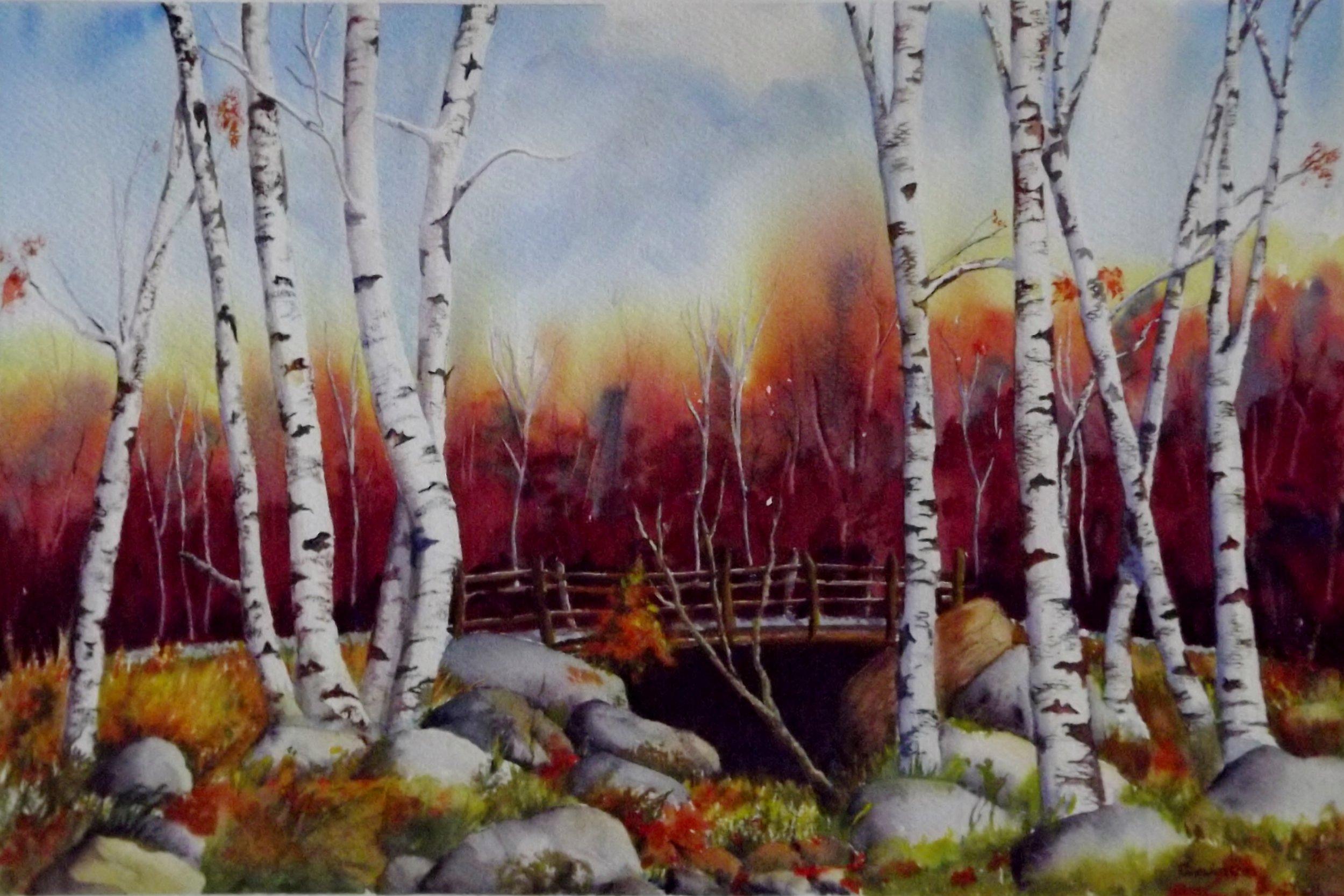 Carol Davidson - Autumn Glow