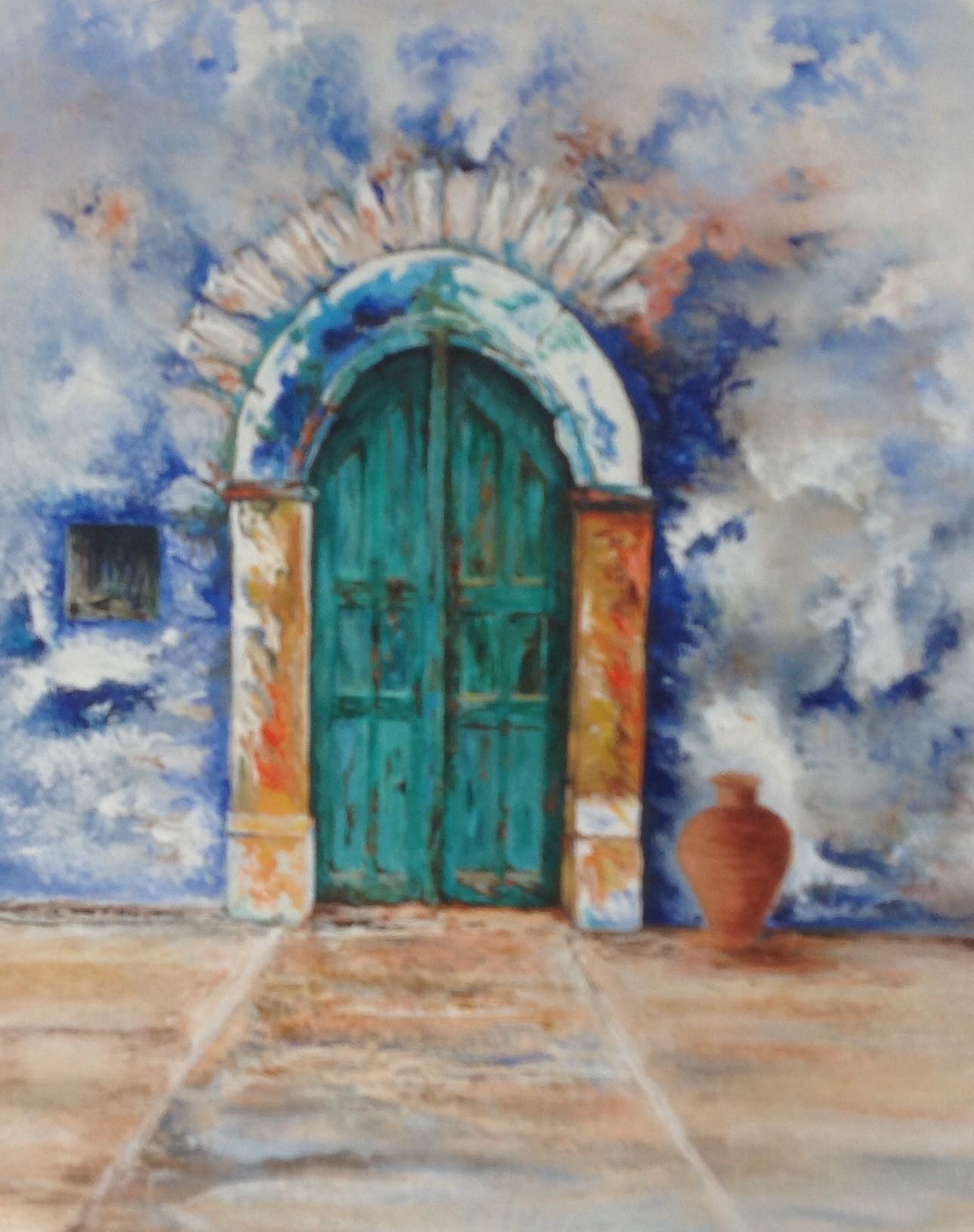 Shirley Stinchcombe - Green Door
