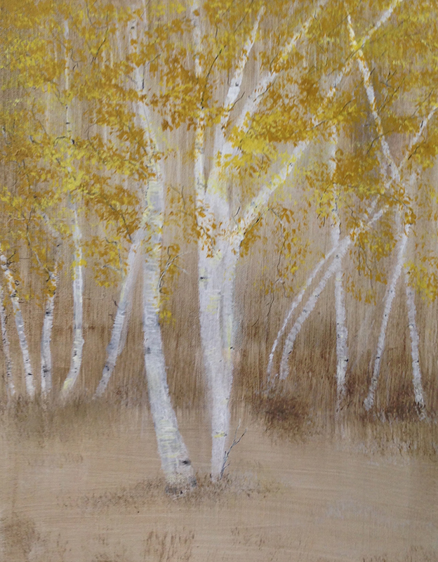 Doreen Goodall - Silver Birch 1
