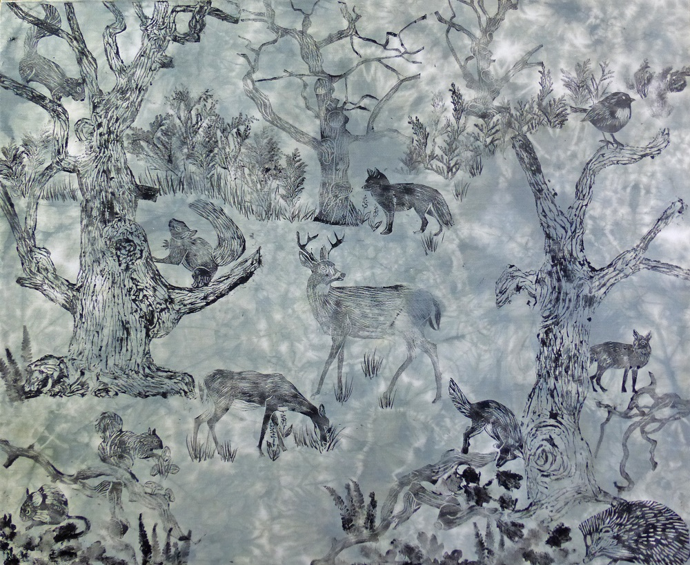 Jackie Dyson - Woodland Magic