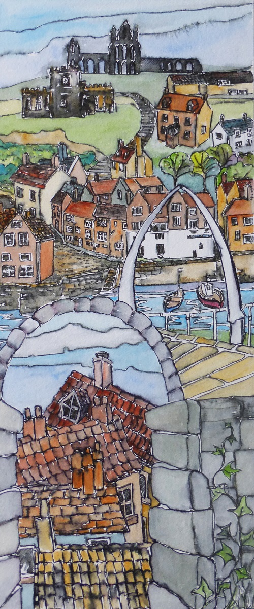 Val Gamble - Whitby Viewpoints