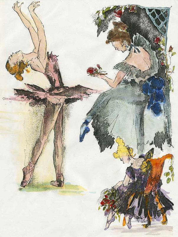 Patricia Thompson - Ballet Life
