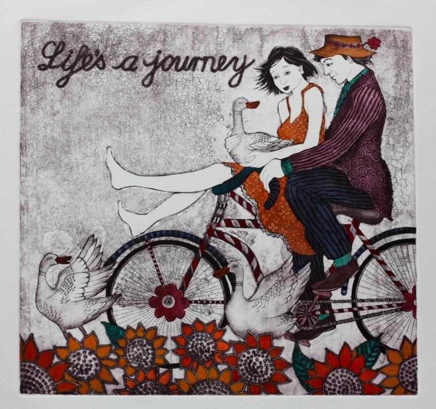 Anine Barnard - Journey