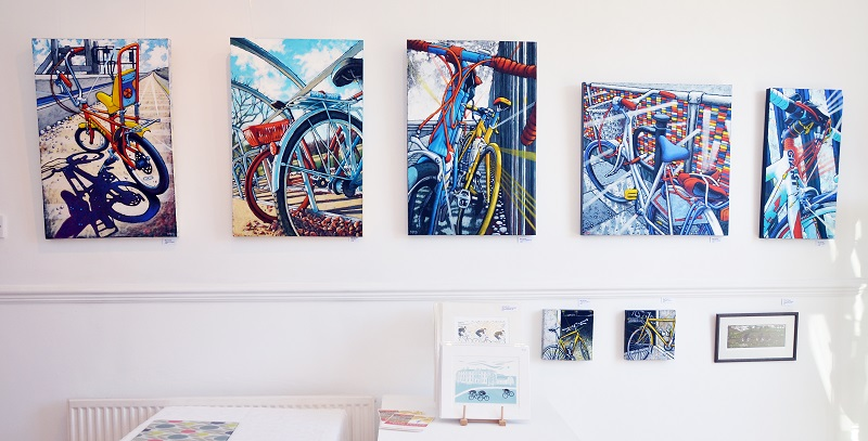 Pedal Power Exhibition