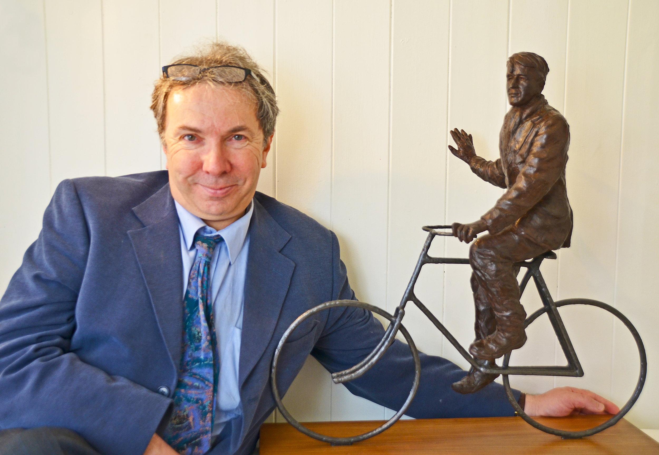 Steve Carvill - T. E. Lawrence Sculpture.jpg