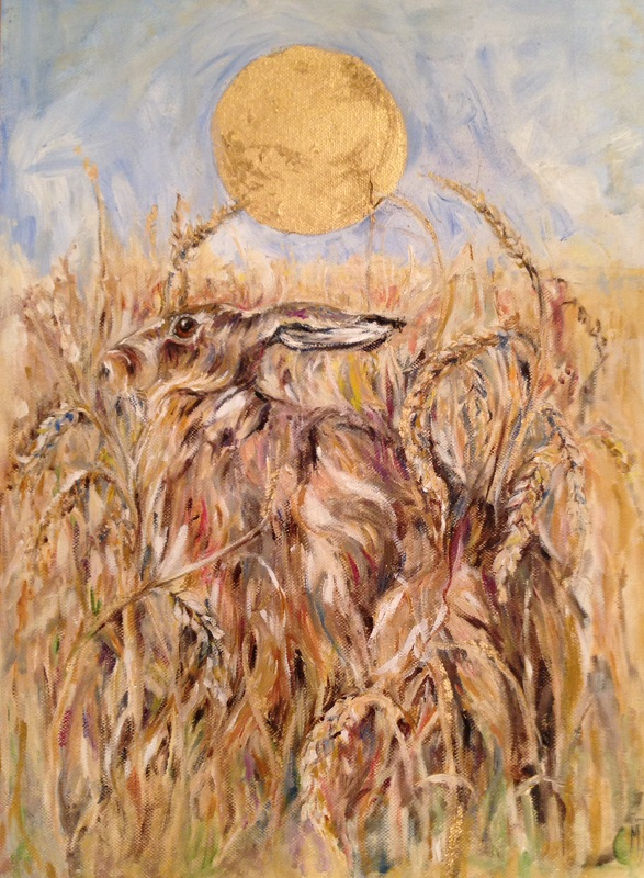 Maggie Moore - Harvest Hare