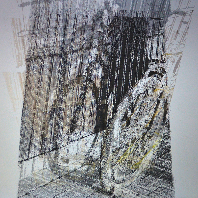 Julie Folds - Harbour Bicycle