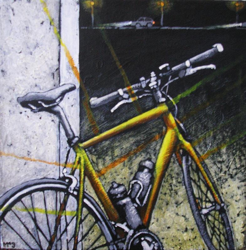 Meg Burkill - Sulphur Cycle