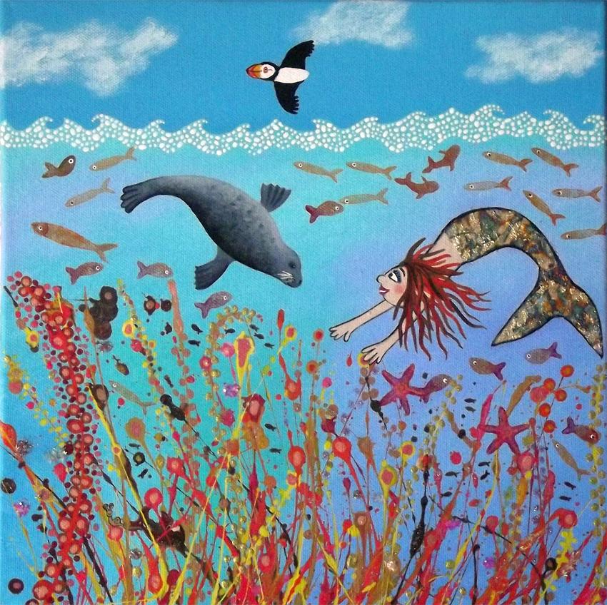 Caroline Appleyard - Below the Waves