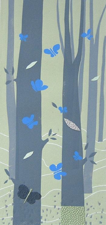 Giuliana Lazzerini - Butterfly Woods