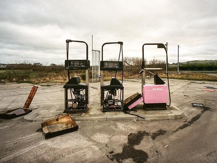 Terrain Vague - Contempoary urban photography by Leon Daley.