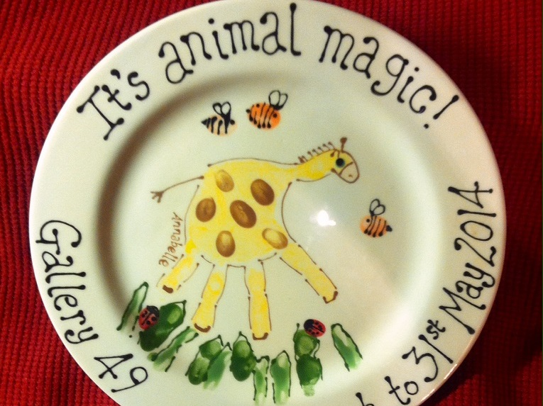 It's Animal Magic! - Contemporary original work across a range of media, oncluding painting, ceramics, textiles, jewellery and unique gifts.