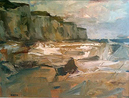 Barry Carter - Incoming Tide, Thornwick