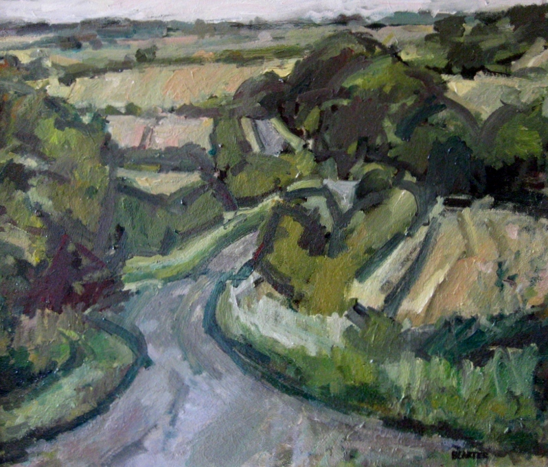 Barry Carter - Wolds Landscape