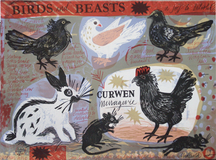 Mark Hearld - Menagerie