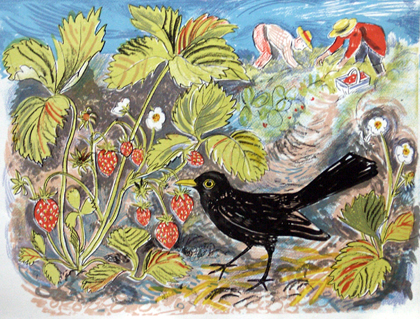 Mark Hearld - Pick Your Own