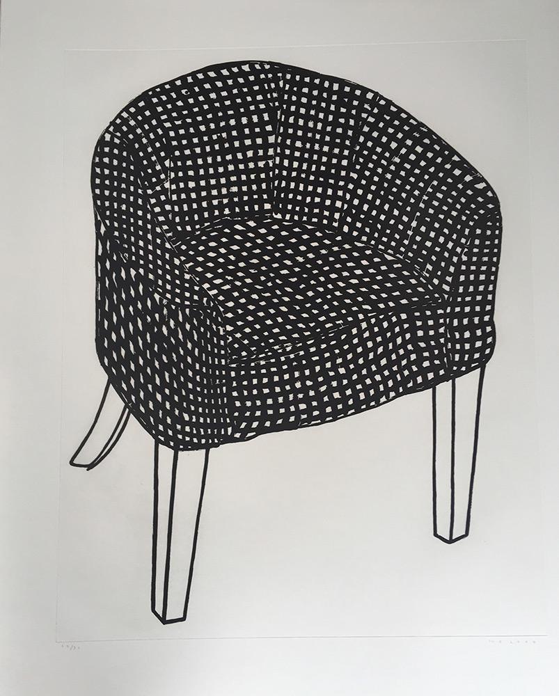 Humphrey Ocean - Fat Check Chair