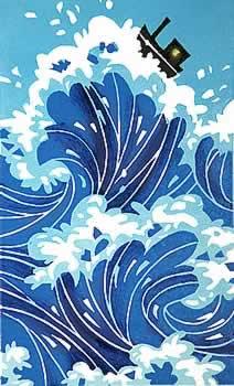 Lynne Roebuck - Tiny's at Sea