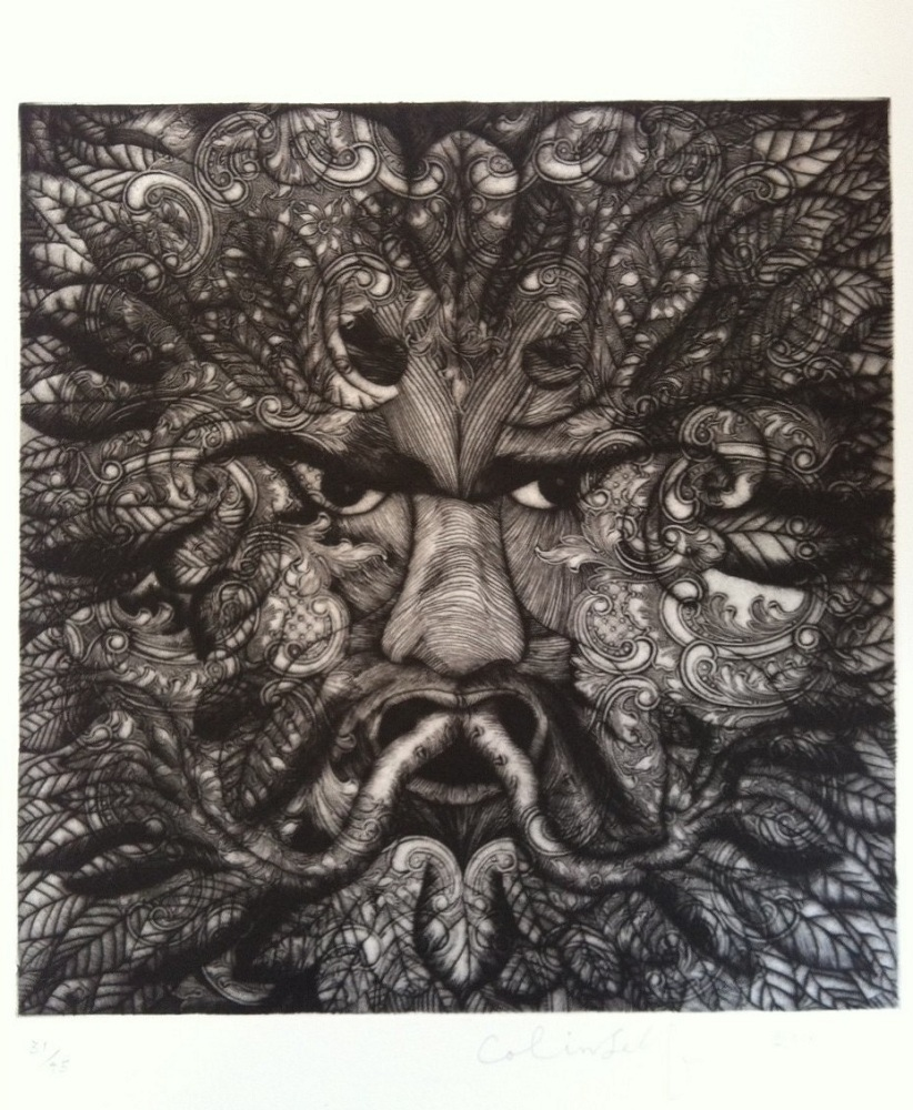 Colin Self - The Green Man (The Celts)