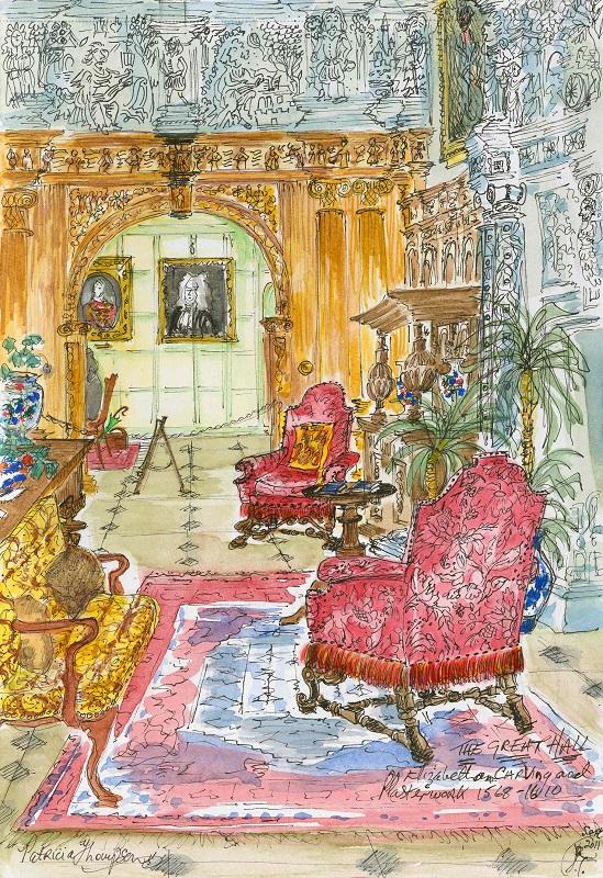 Patricia Thompson - B&A Hall