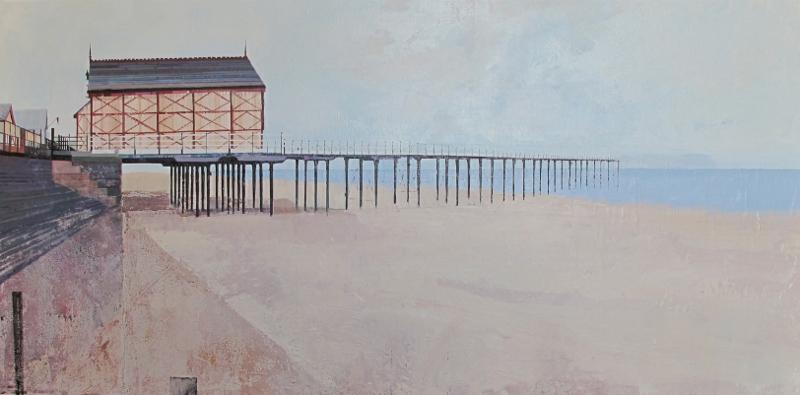 Lynne Wixon - Saltburn Pier