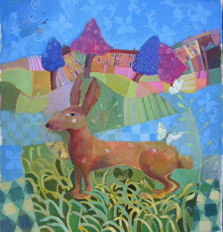 Sharon Winter - March Hare