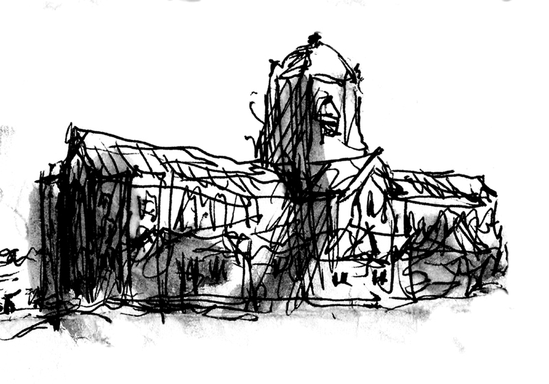 Stephen Carvill - The Old Priory.jpg