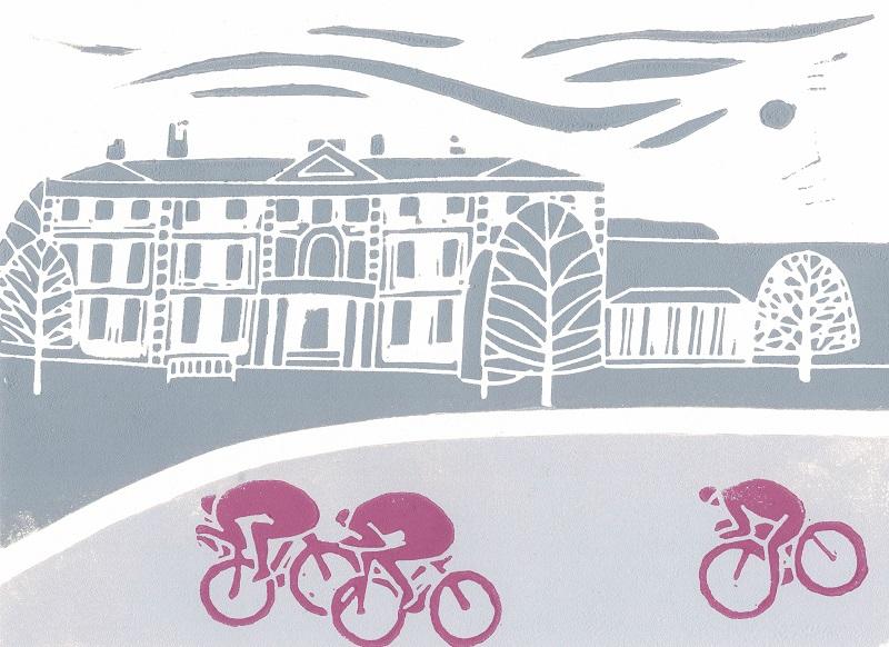 Giuliana Lazzerini - Bridlington Tour (Grey-Pink)